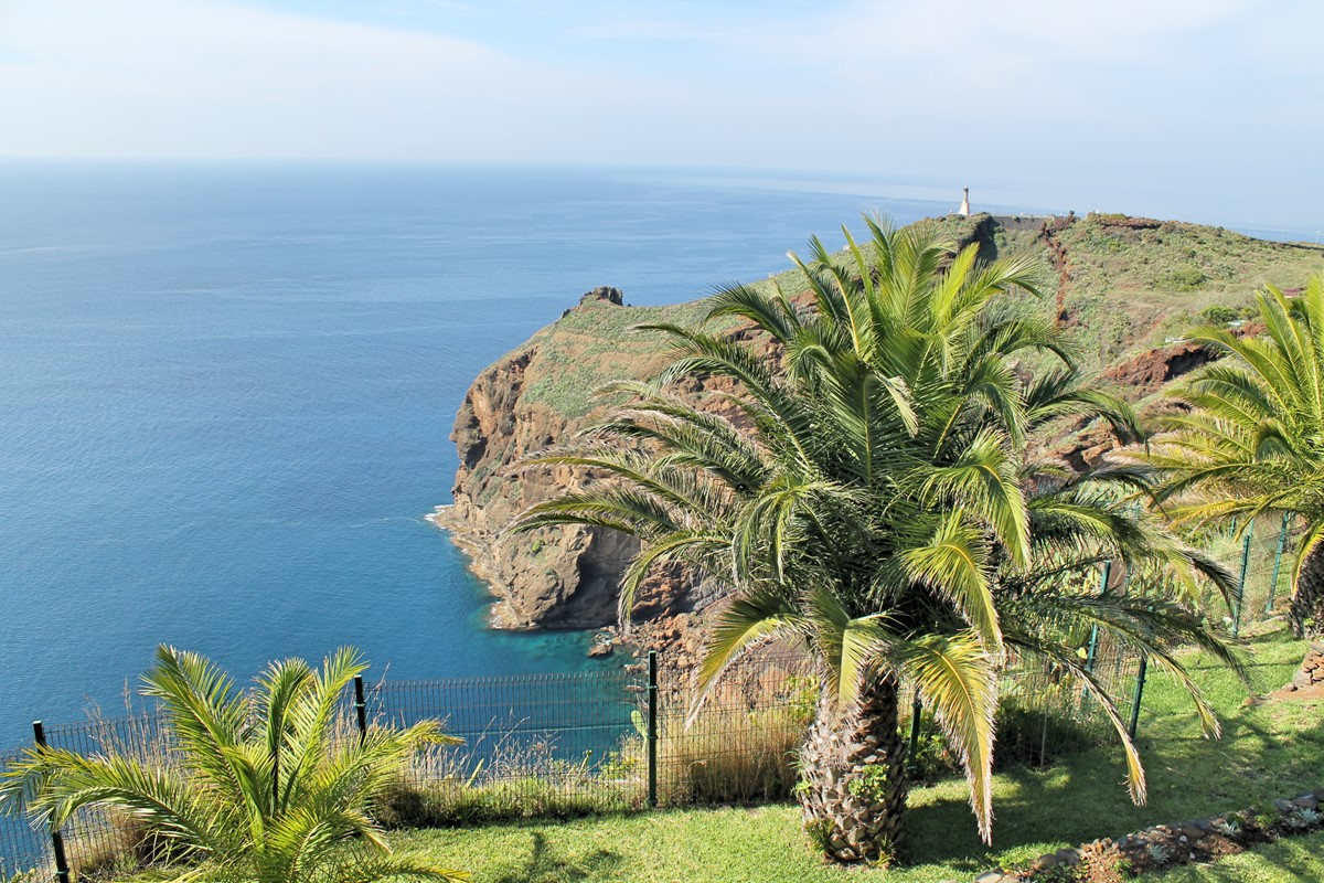 23 Our Madeira Villa Da Falesia Garden And View
