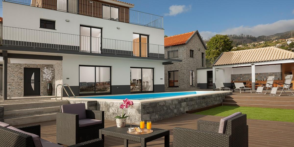 24 Our Madeira Casa Da Rosalina Pool
