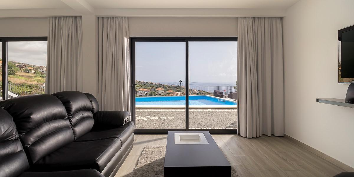 4 Our Madeira Casa Da Rosalina Living Room