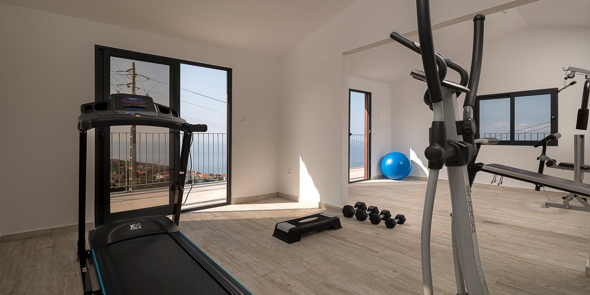 17 Our Madeira Casa Da Rosalina Gym
