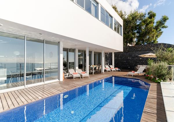 Our Madeira Villas in Madeira with Pool - Fonte Do Mar 1