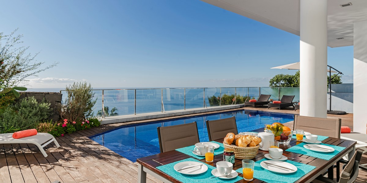 3 Our Madeira Fonte Do Mar 1 Pool And Table