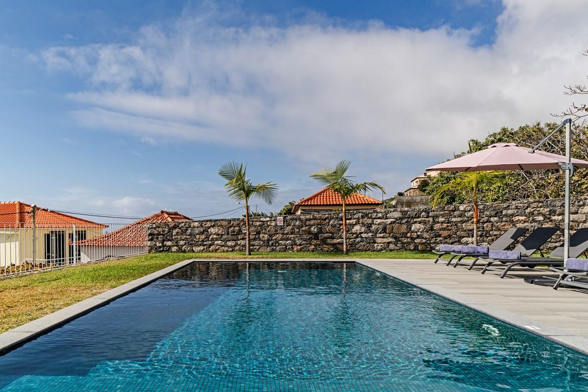 3 Our Madeira Calheta Heights Pool And Chairs