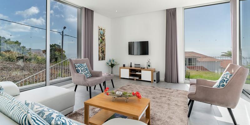 5 Our Madeira Calheta Heights Living Room