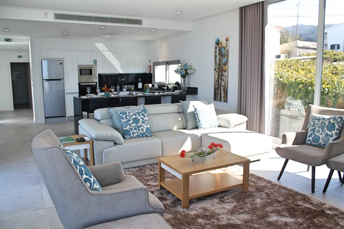 6 Calheta Heights Living Area 2