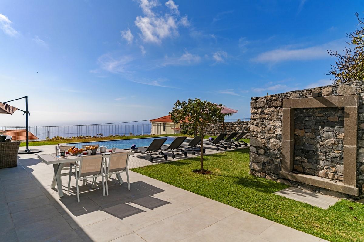 21 Our Madeira Calheta Heights Pool Area