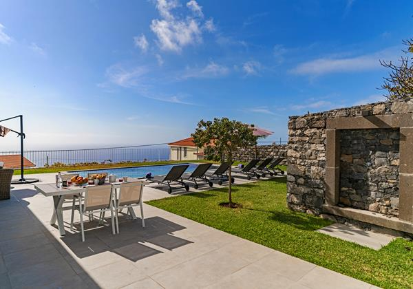 Our Madeira Villas in Calheta With Garden - Calheta Heights