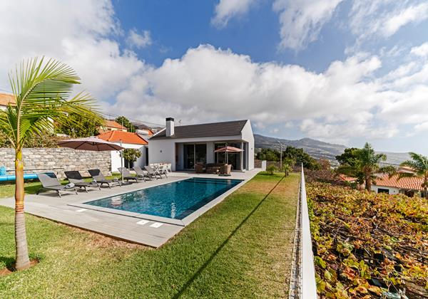 Our Madeira Villas in Calheta with Private Pool - Calheta Heights