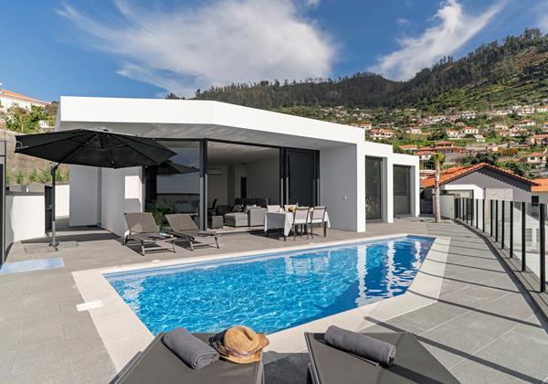 Our Madeira Villas in Calheta with Heated Pool - Calheta Charm