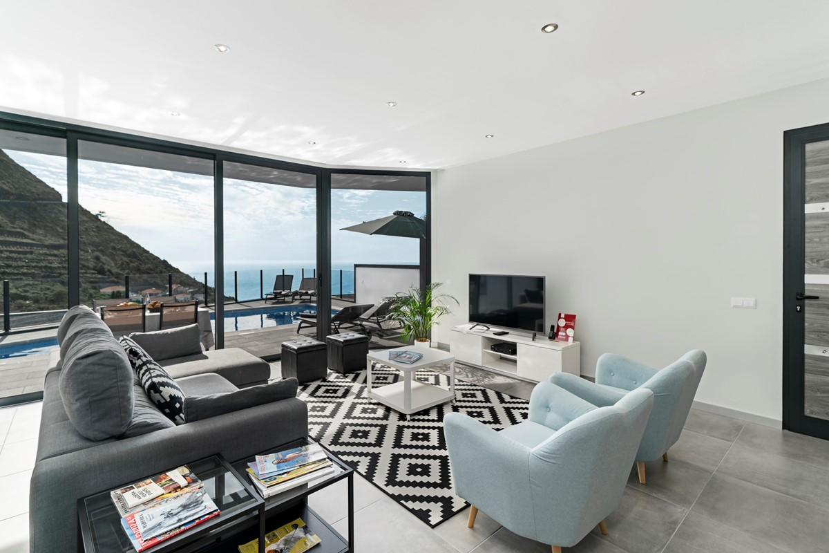 5 Our Madeira Calheta Charm Living Room