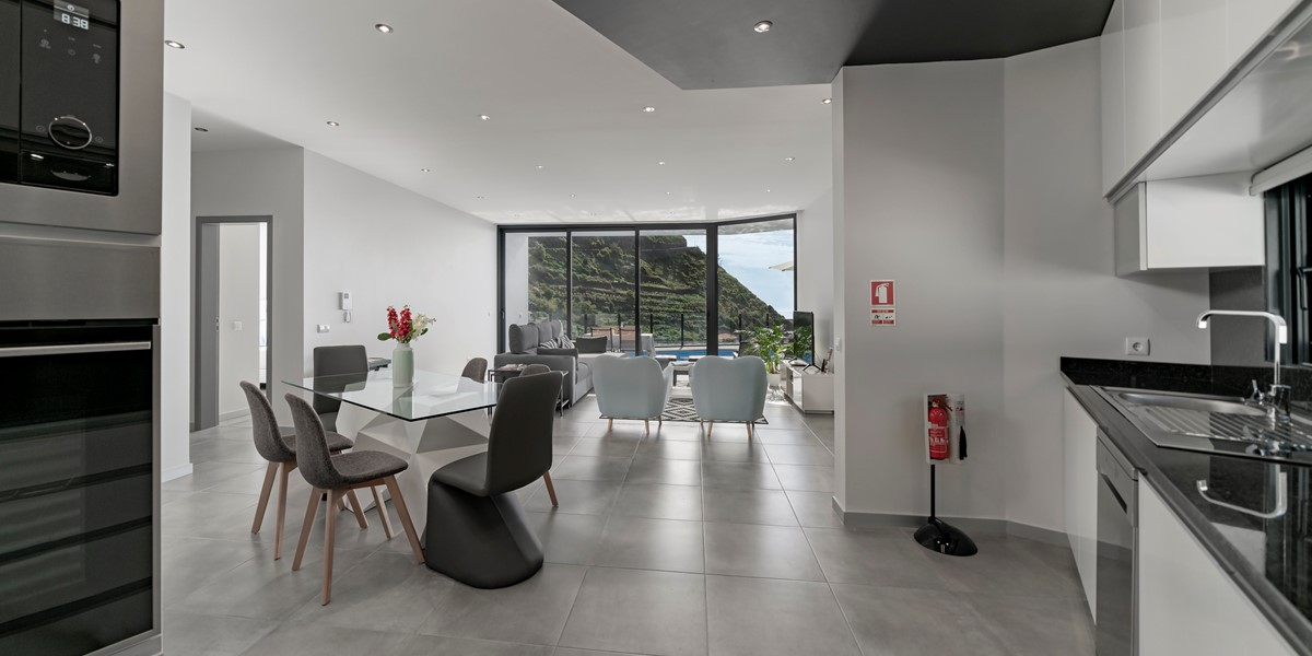 6 Our Madeira Calheta Charm Kitchen