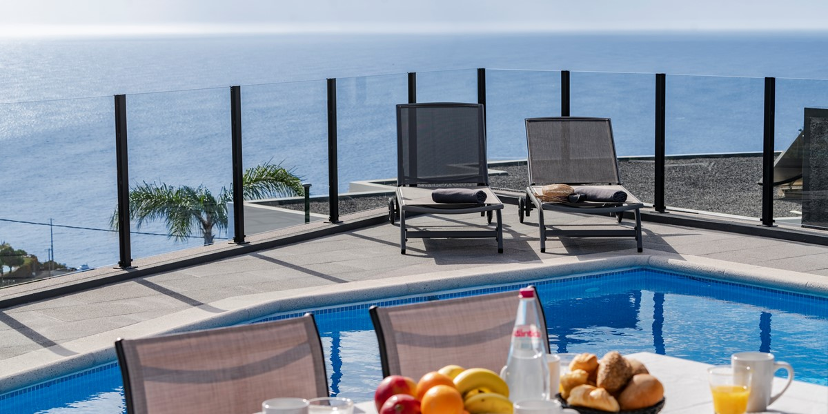 18 Our Madeira Calheta Charm Pool And View