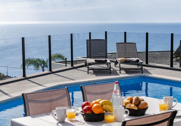 Our Madeira - Villas in Calheta with Seaview - Calheta Charm