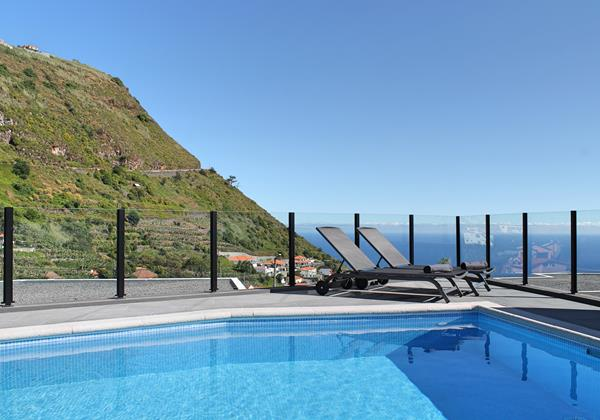 Our Madeira Villas in Madeira with Private Pool - Calheta Charm