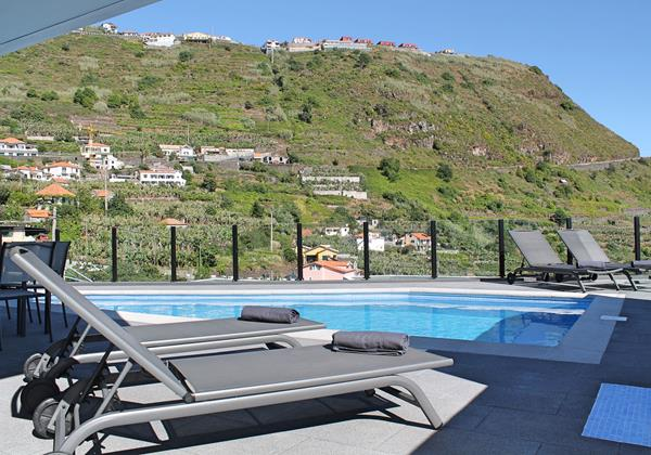 21 Ourmadeira Calheta Charm Pool And Mountains