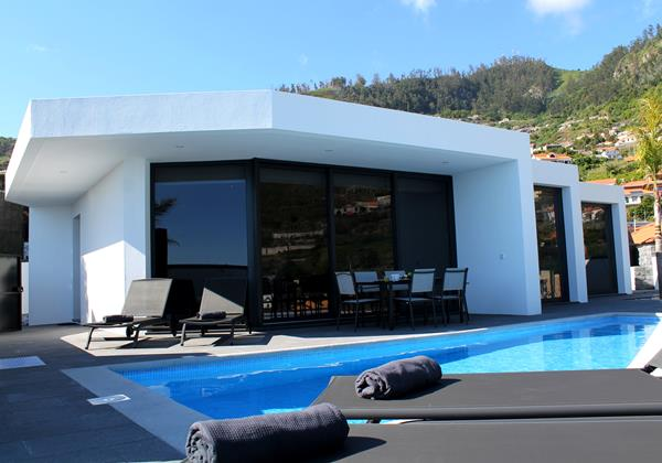 Our Madeira - Contemporary Villas in Madeira - Calheta Charm