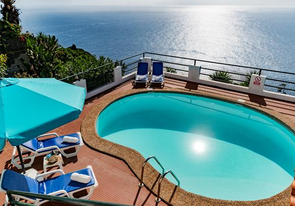 Our Madeira Villas in Madeira with pool Villa Aquarela