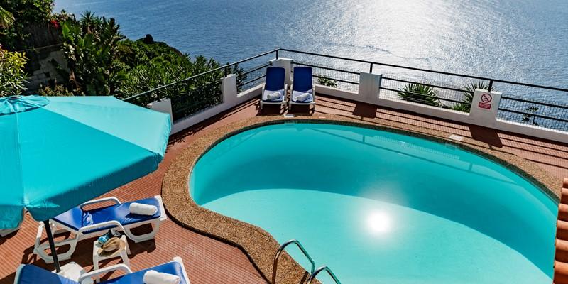 Our Madeira Villas in Madeira with pool Villa Aquarela