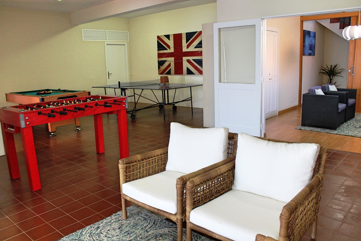 12 MHRD Villa Aquarela Games Room