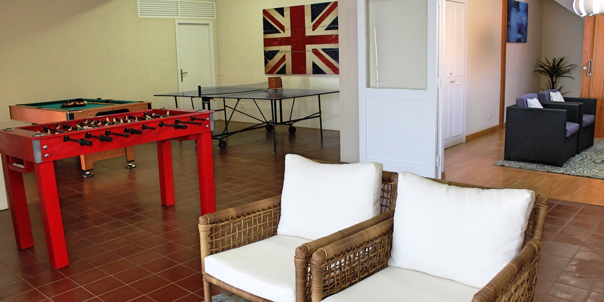 12 MHRD Villa Aquarela Games Room