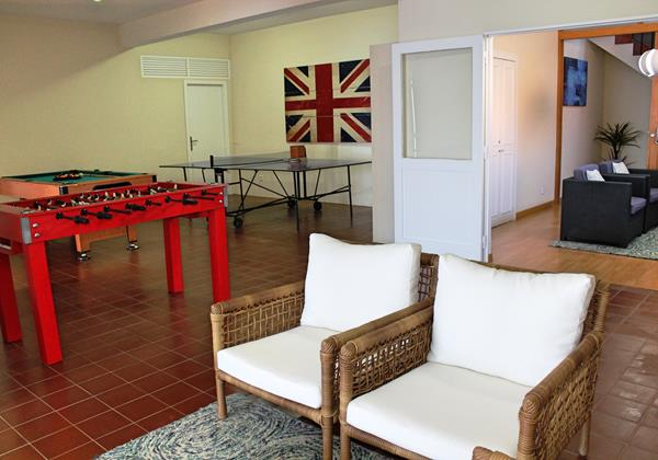 Our Madeira Villas in Madeira with Games Room - Villa Aquarela
