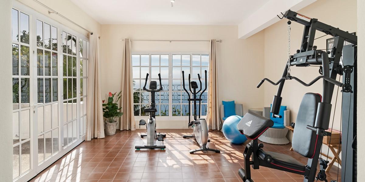 14 Our Madeira Aquarela Gym