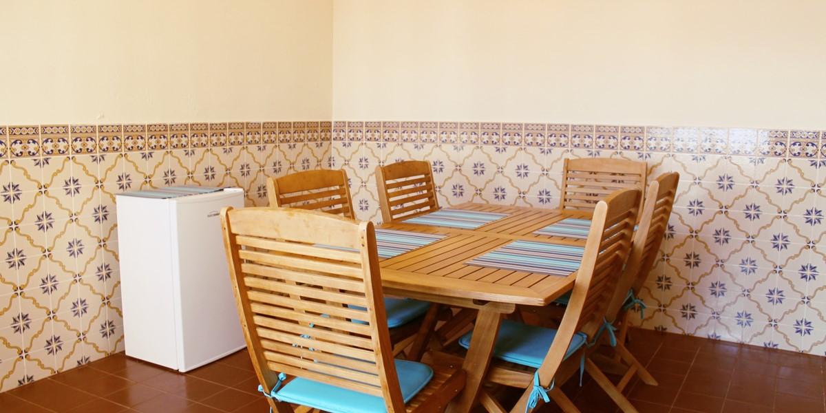22 MHRD Villa Aquarela Barbecue Dining
