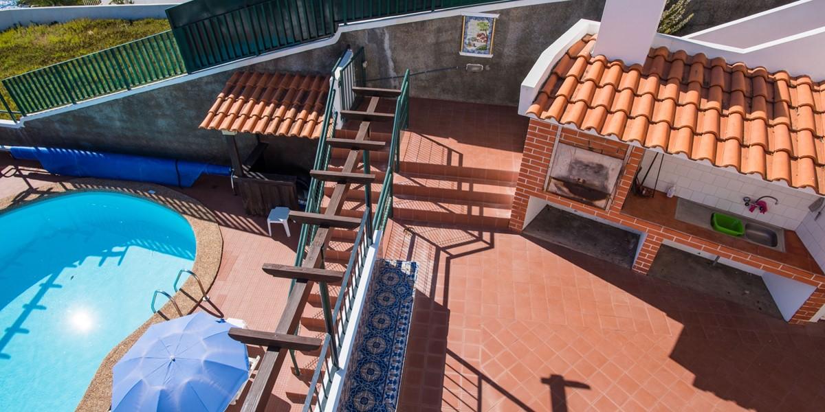 24 MHRD Villa Aquarela Pool Barbecue