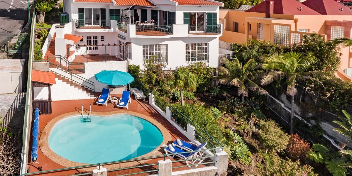 25 Our Madeira Aquarela Villa And Pool