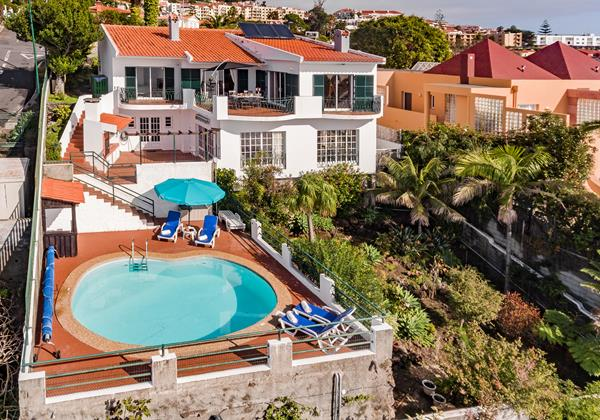 25 Our Madeira Aquarela Villa And Pool