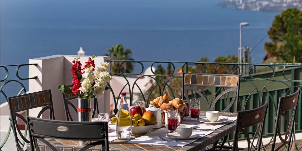 26 Our Madeira Aquarela Terrace And Views