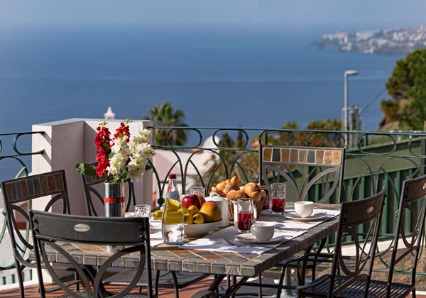 26 Our Madeira Aquarela Terrace And Views