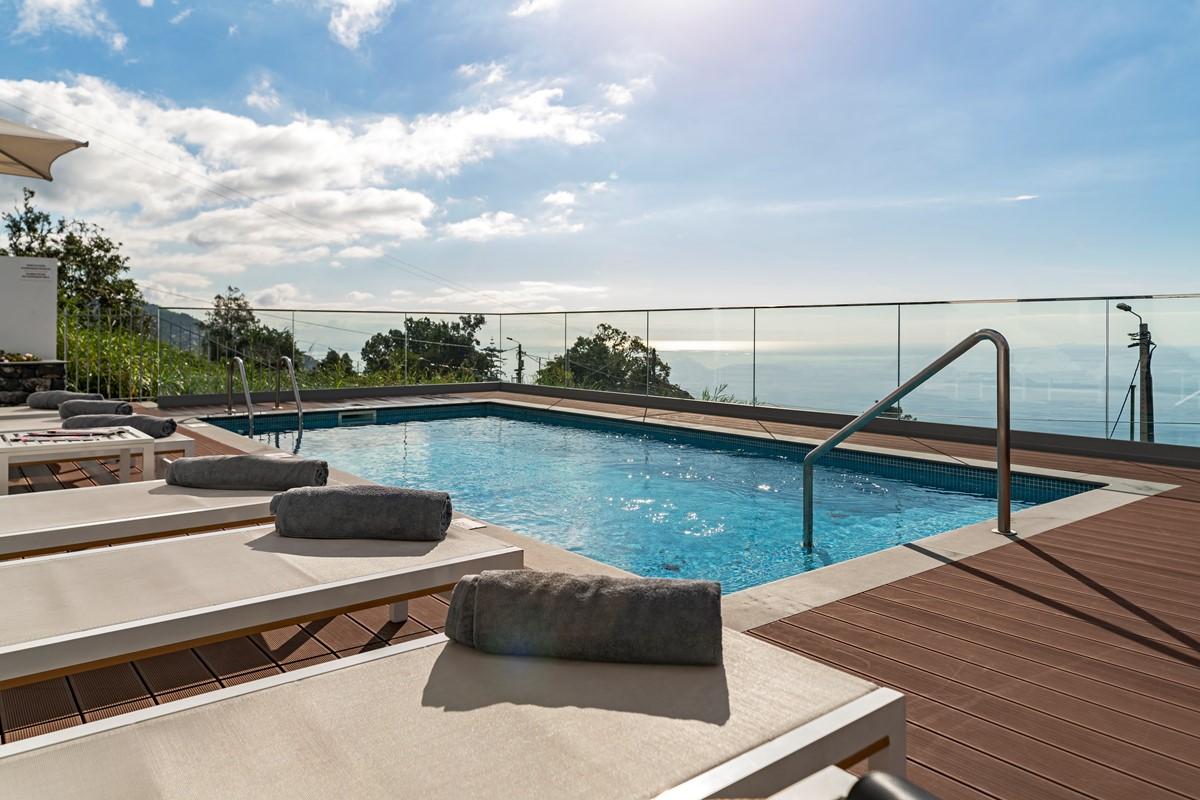 1 Our Madeira Vila Da Portada Pool And View