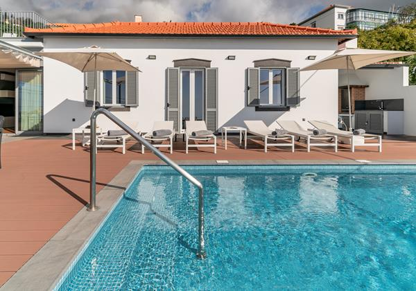Our Madeira - Villas in Madeira with Character - Vila Da Portada