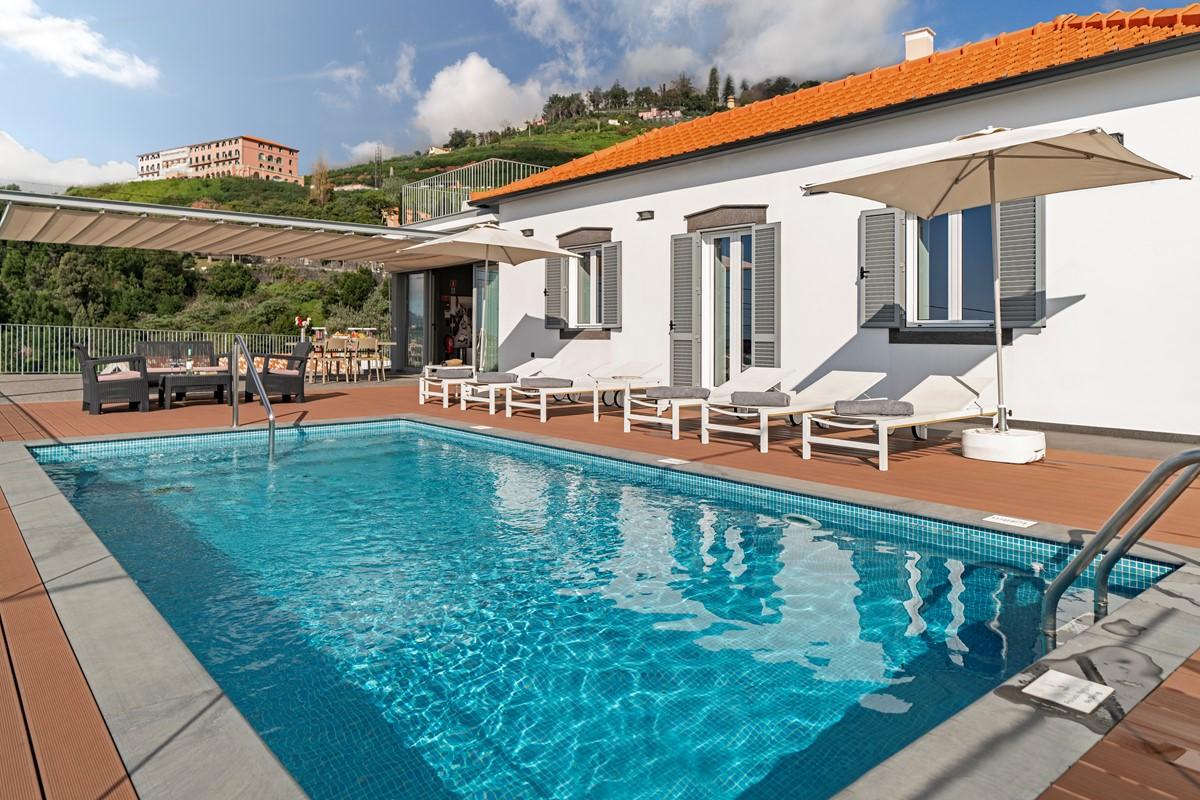 17 Our Madeira Vila Da Portada Pool And House