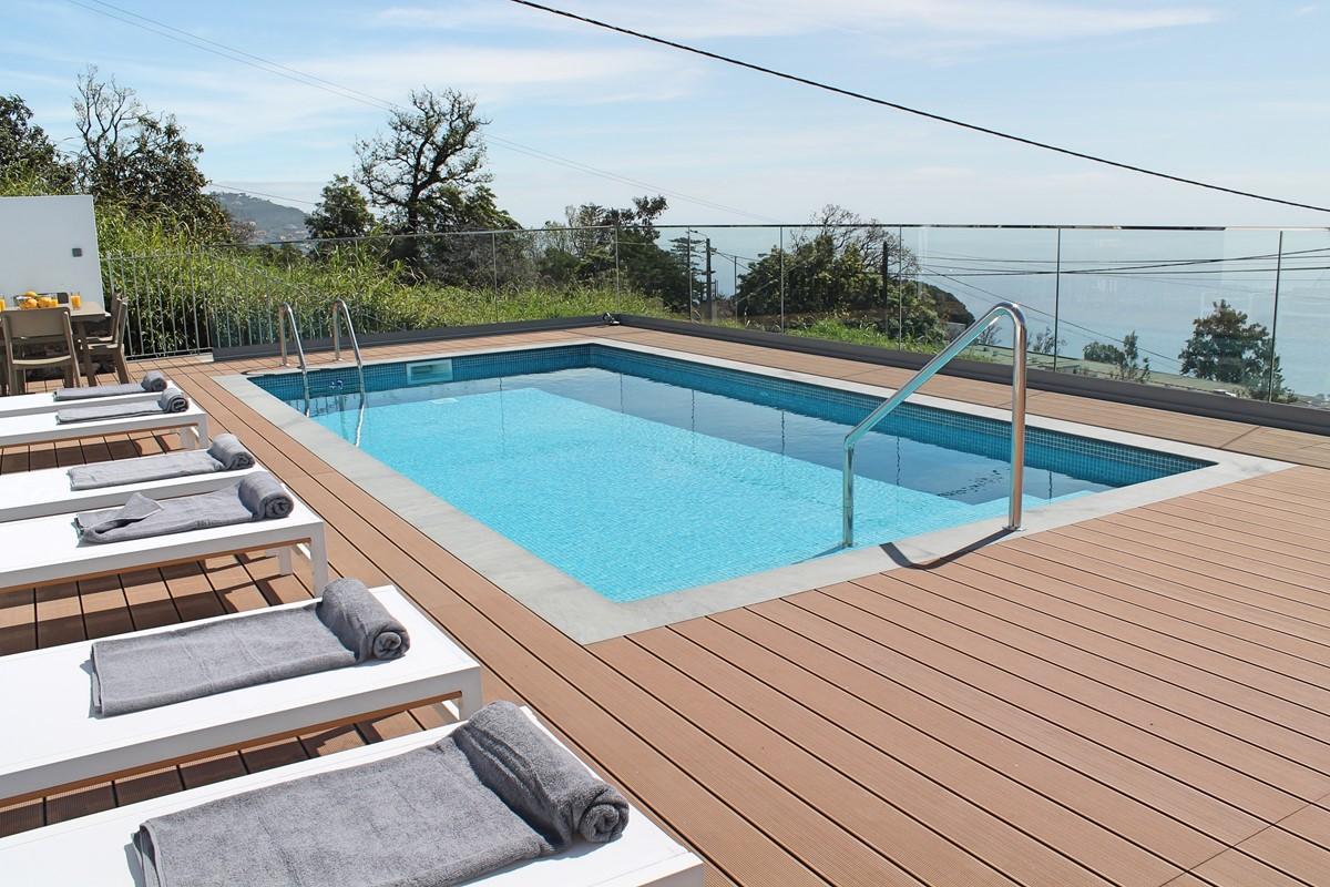 18 Our Madeira Vila Da Portada Pool And View 5