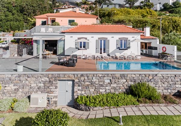 Our Madeira - Villas in Madeira - Vila Da Portada