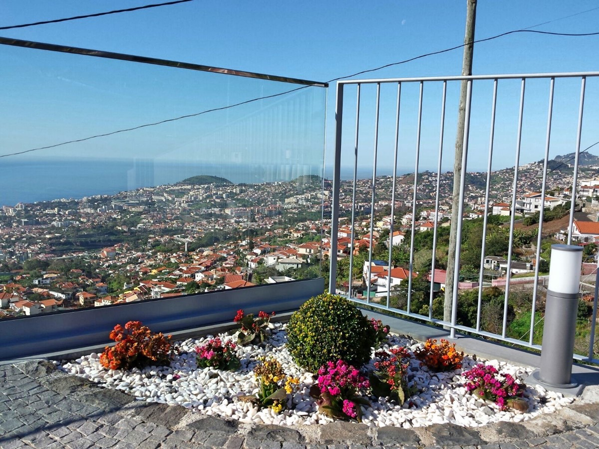 22 Our Madeira Vila Da Portada View Over Funchal