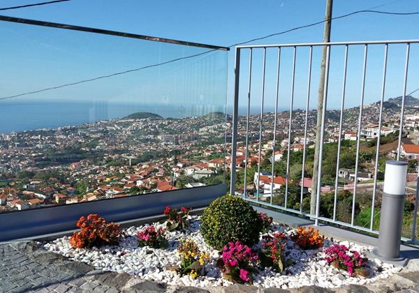 22 Our Madeira Vila Da Portada View Over Funchal