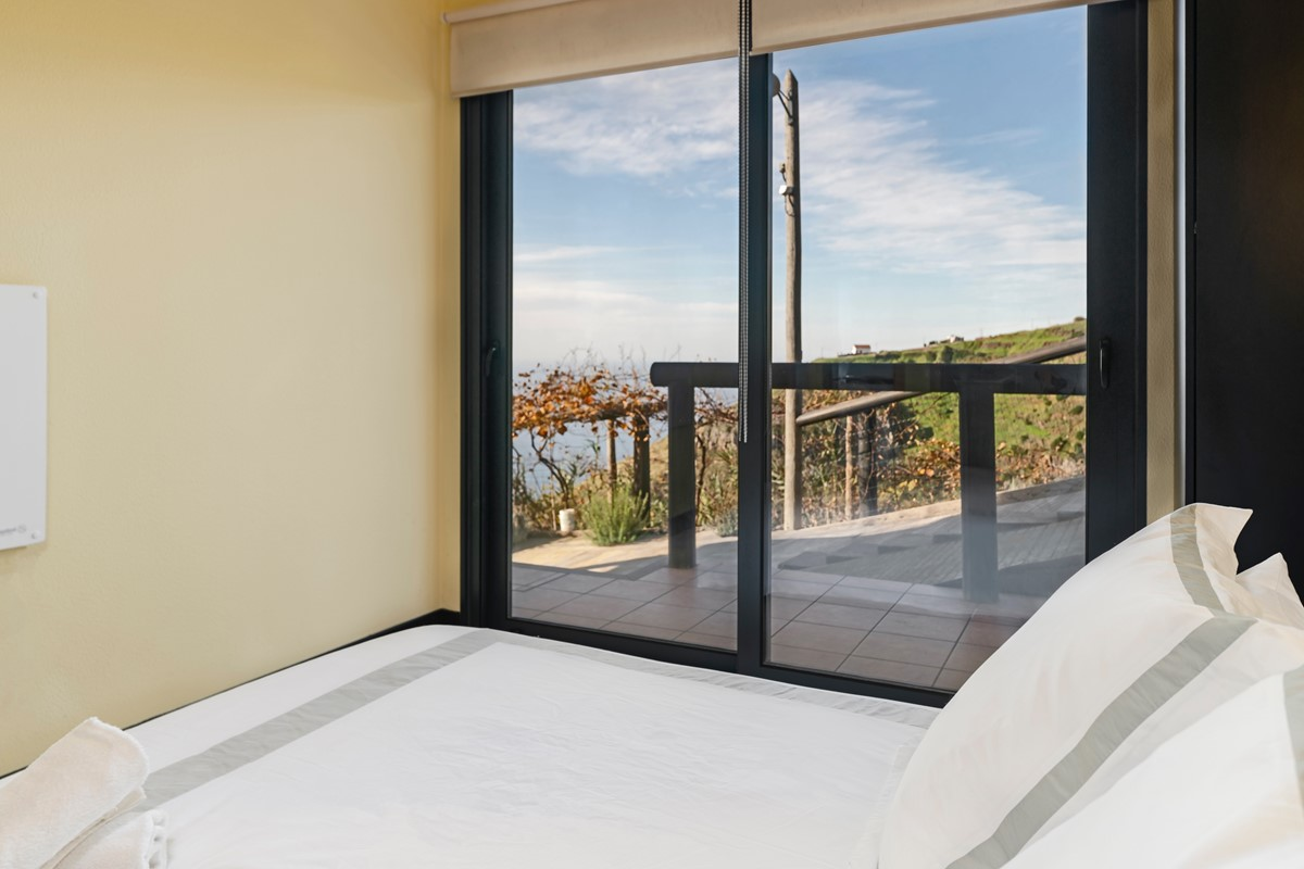 19 Our Madeira Top Of The Cliff Apartment Bedroom View