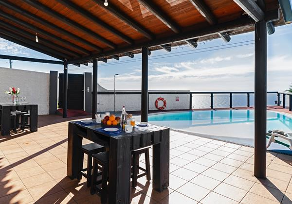 Our Madeira - Villas in Madeira with Heated Pool - Top Of The Clif